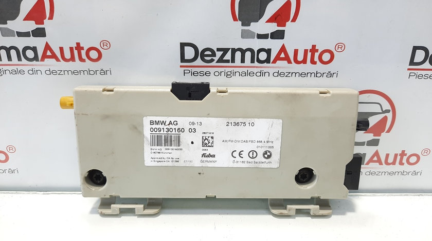 Modul amplificator antena, Bmw X5 (E70) [Fabr 2007-2013] 009130160-03