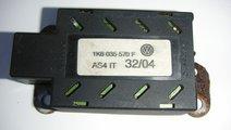 Modul Amplificator antena Vw Golf 5 cod 1K6035570F