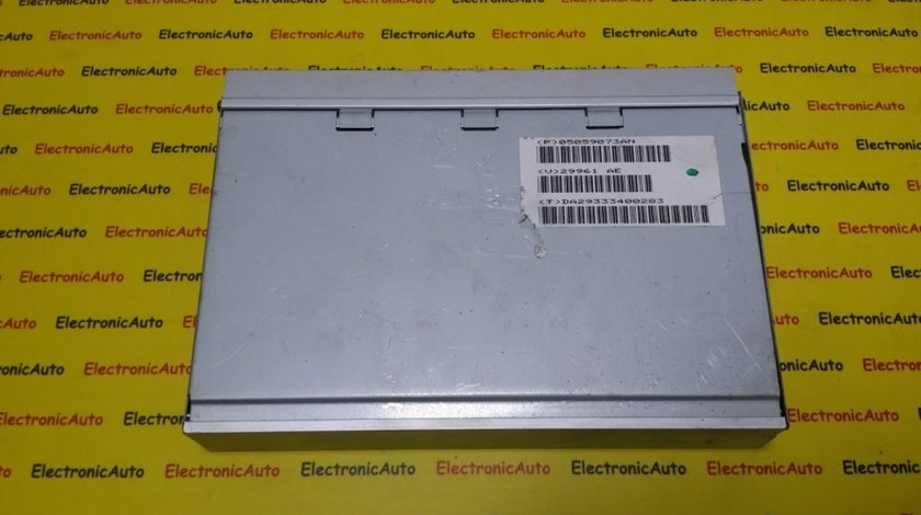 Modul Amplificator Radio Chrysler, 05059073AN, 29961AE
