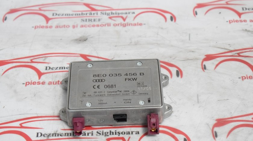 Modul antena Audi A6 4F 2007 8E0035456B 534