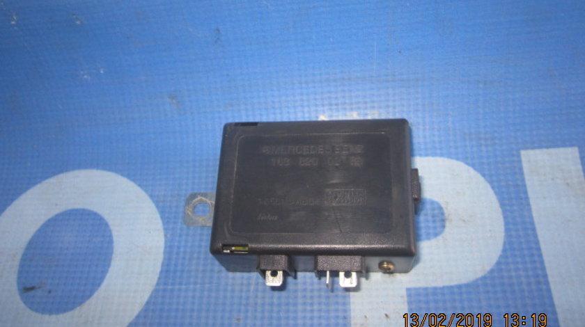 Modul antena Mercedes M400 W163; A1638200289 (amplificator semnal)