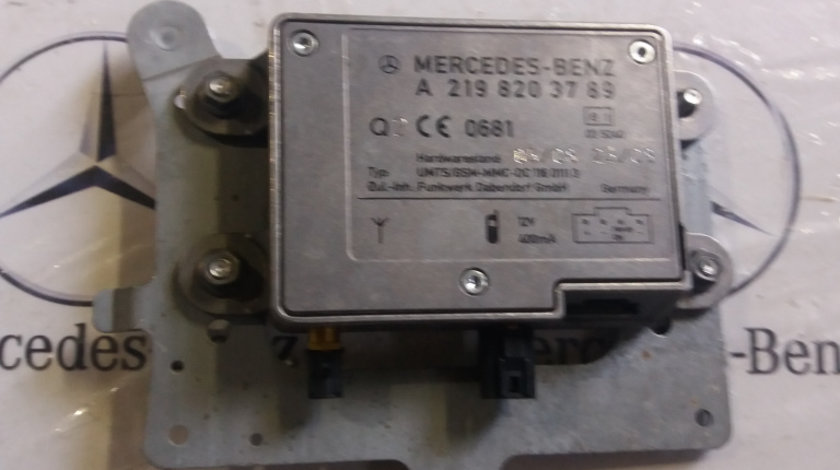 MODUL antena MERCEDES ML w163 w164 (2005 - 2011) cod A2198203789