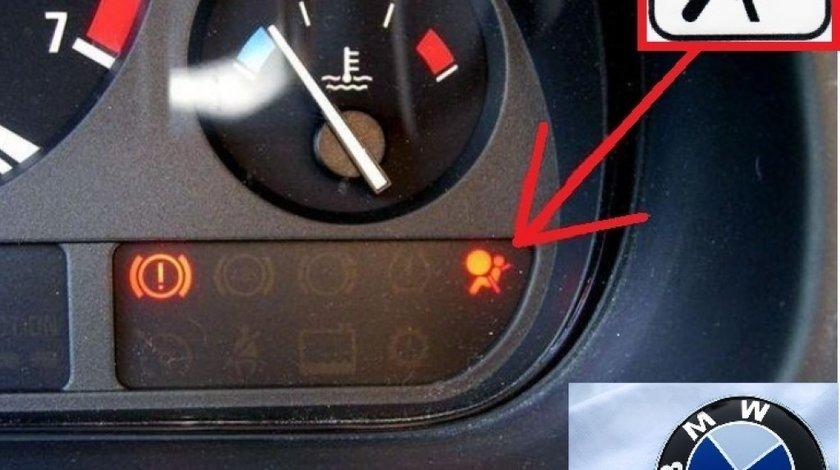 Modul anulare eroare airbag prezenta pasager bmw e46 e36 seria 3