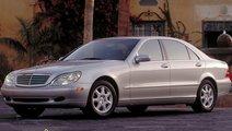 Modul aprindere Mercedez Benz S Class S320 an 2000...