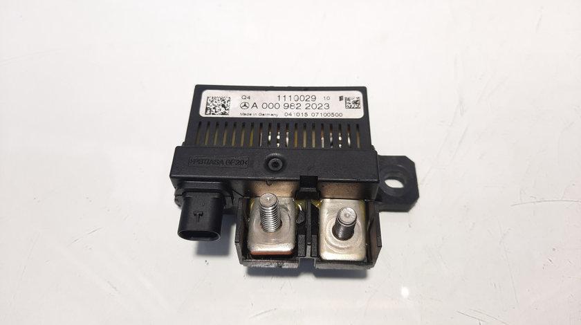 Modul baterie, cod A0009822023, Mercedes Clasa E (W212) 2.2 CDI, OM651924 (id:458623)