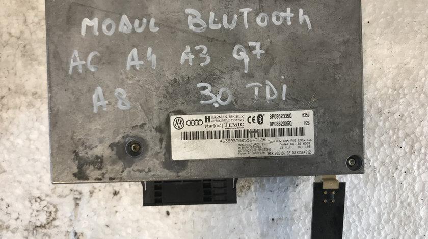 Modul bluetooth audi a3(8p1) a4 b7 2004 - 2008 cod: 8p0862335q sau 8p0862335d