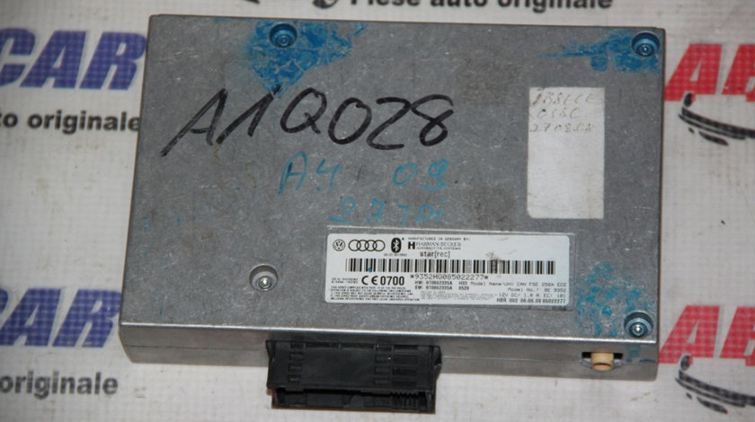 Modul bluetooth Audi A4 B8 8K 2008-2015 8T0862335A