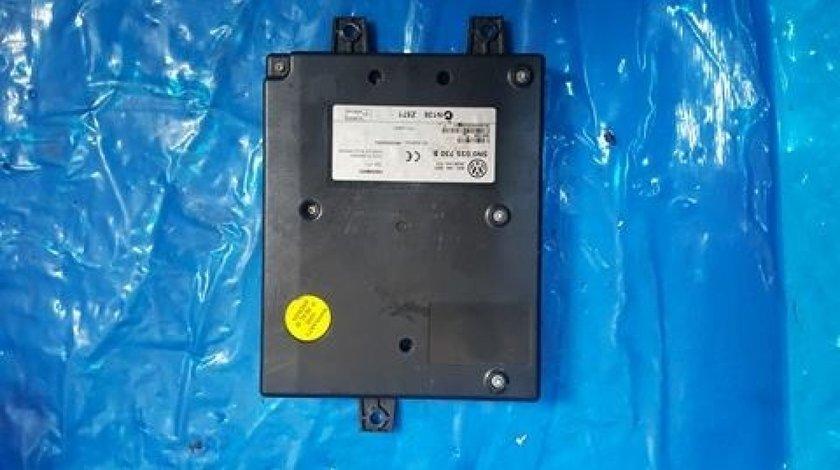 Modul bluetooth cod 5n0035730b vw golf 6 plus