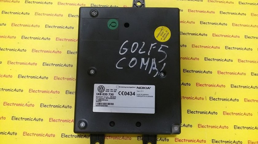 Modul Bluetooth VW Golf5 1K8035730 1K8 035 730