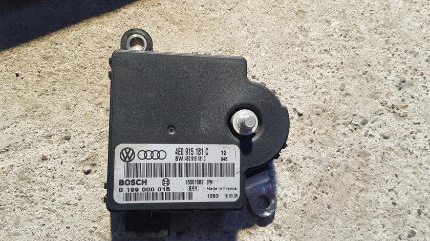 Modul Calculator Baterie AUDI A8 4E 2005 2006 2007 2008