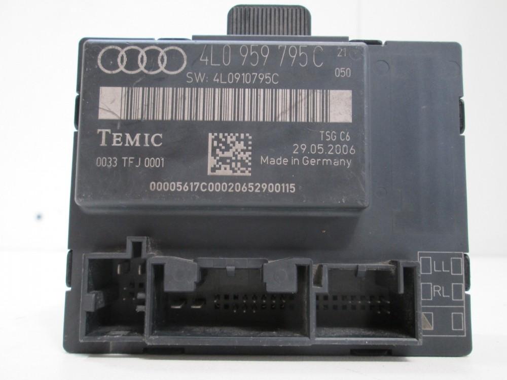 Modul calculator confort usa stanga spate Audi Q7 an 2006-2015 cod 4L0959795C