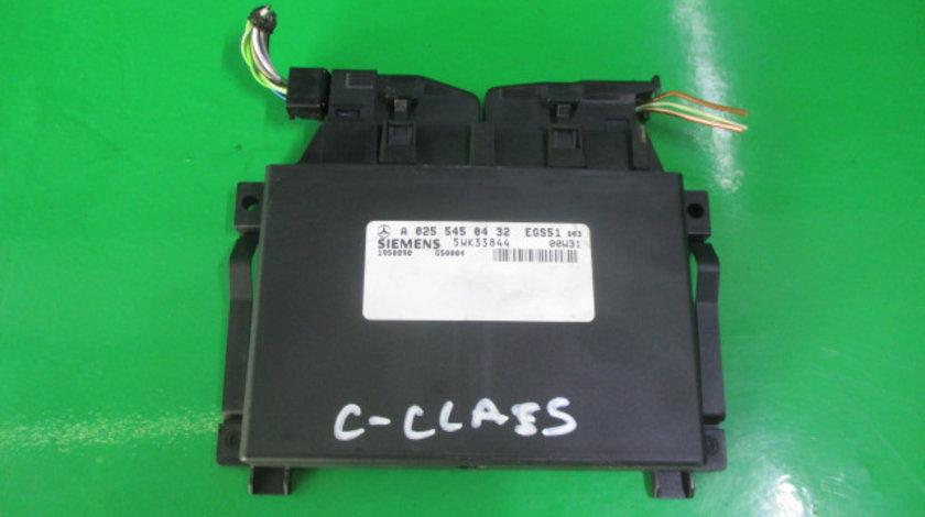 MODUL / CALCULATOR CUTIE AUTOMATA MERCEDES BENZ C-CLASS W203 2.2 CDI FAB. 2000 – 2007 ⭐⭐⭐⭐⭐
