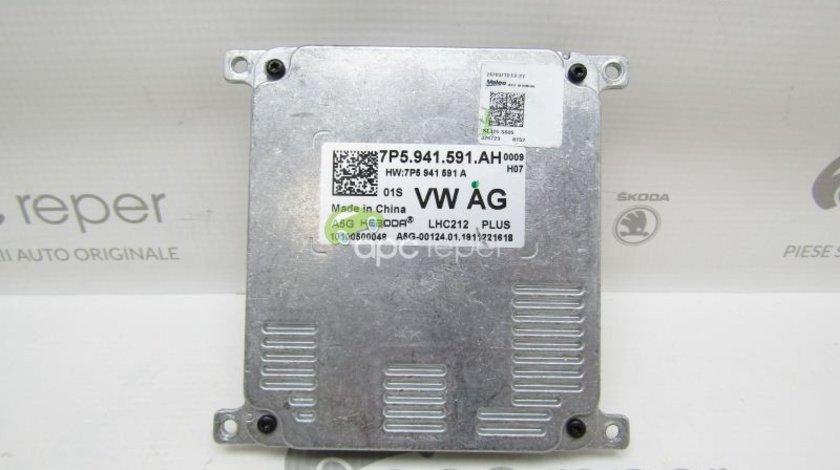 Modul / Calculator far Original VW Golf 7 , E-Golf, Polo 6R - Cod: 7P5941591AH