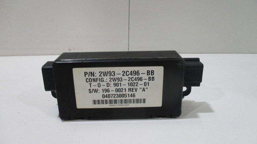 Modul calculator parcare Jaguar S-Type / XJ8 an 2000-2008 cod 2W93-2C496-BB