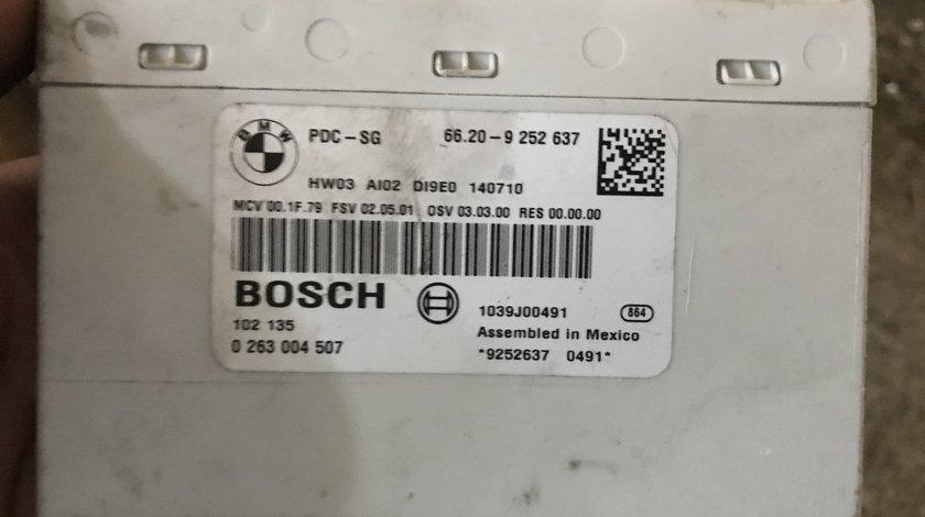 Modul calculator senzori parcare BMW Seria 3 E90 X1 E84 2007 2008 2009 2010