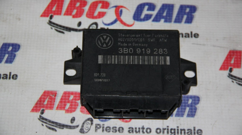 Modul calculator senzori parcare VW Passat B5 1995-2000 cod: 3B0919283