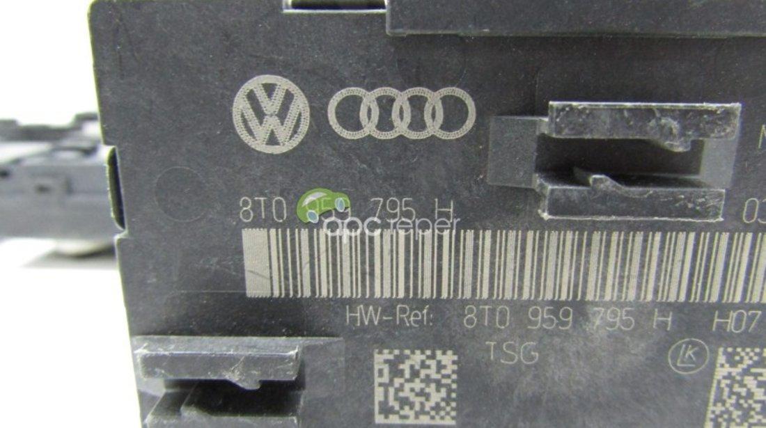 Modul / Calculator usa dreapta fata Audi A4 B8 (8K) / A5 8T - Cod: 8T0959792H