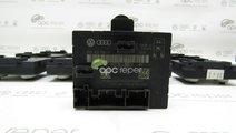 Modul / Calculator usa dreapta fata Audi A4 B8 (8K...