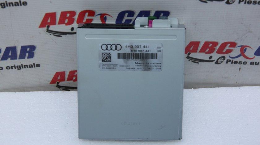 Modul camera marsalier Audi A8 4H D4 cod: 4H0907441 model 2014