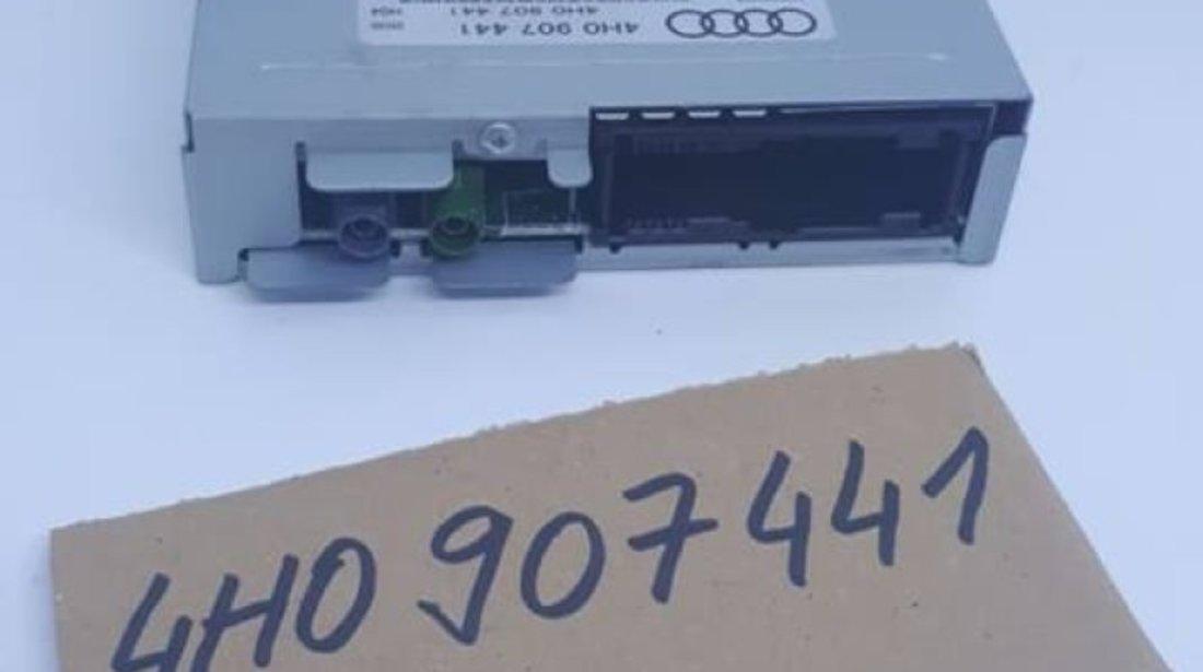 Modul camera marsarier + camera  cod: 4H0907441 Audi A8 4H D4 2010-2017
