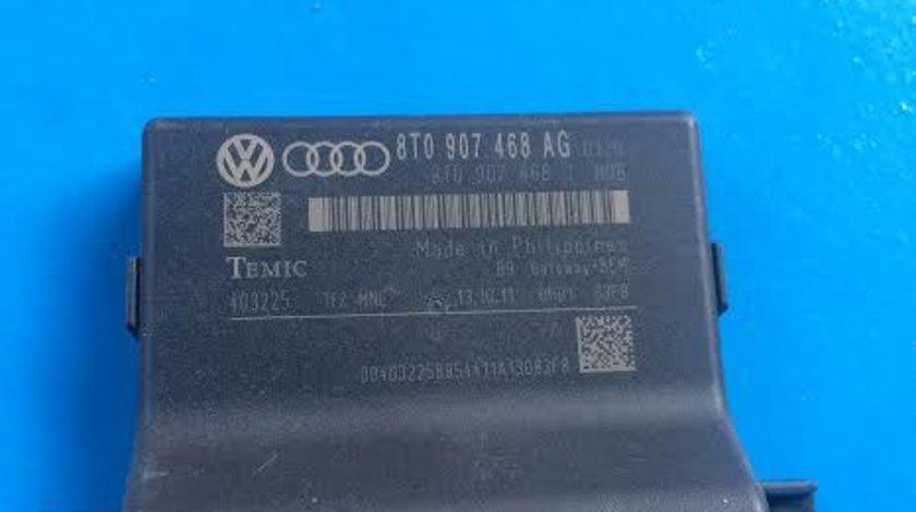 Modul Can Gateway Audi A4 B8 8K2 an 2007 - 2015 cod 8T0907468AG