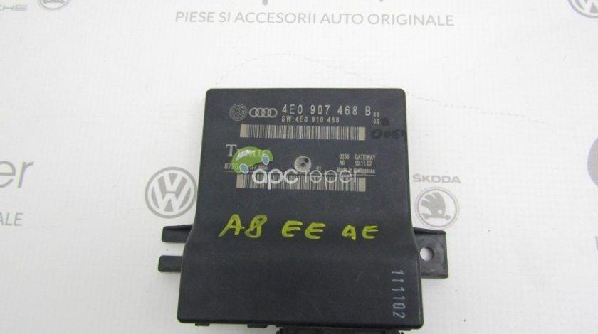 Modul CAN /Gateway Audi A8 4E D3 - Cod: 4E0907468B