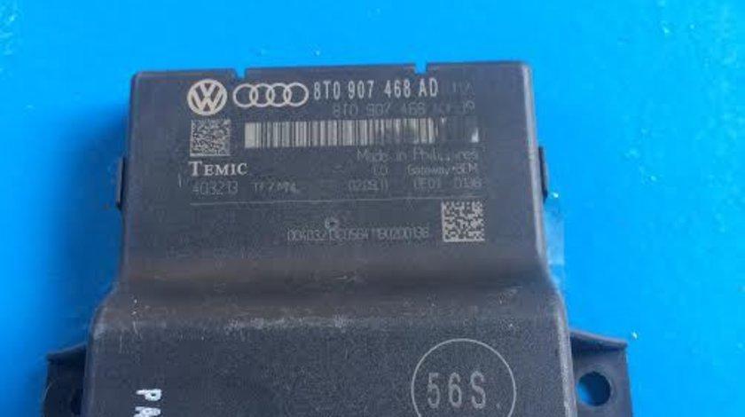 Modul Can Gateway Audi Q5 8R An 2009 - 2017 cod 8T0907468AD