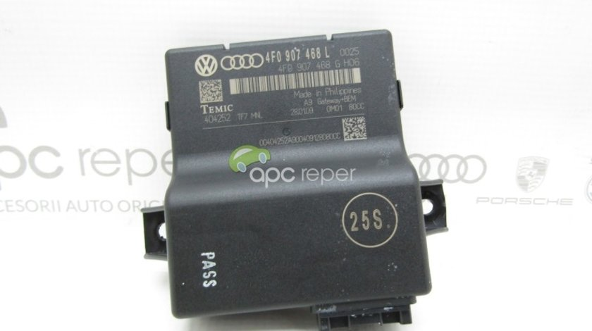 Modul Can / Gateway Original Audi A6 4F / RS6 / Q7 4L - Cod: 4F0907468L