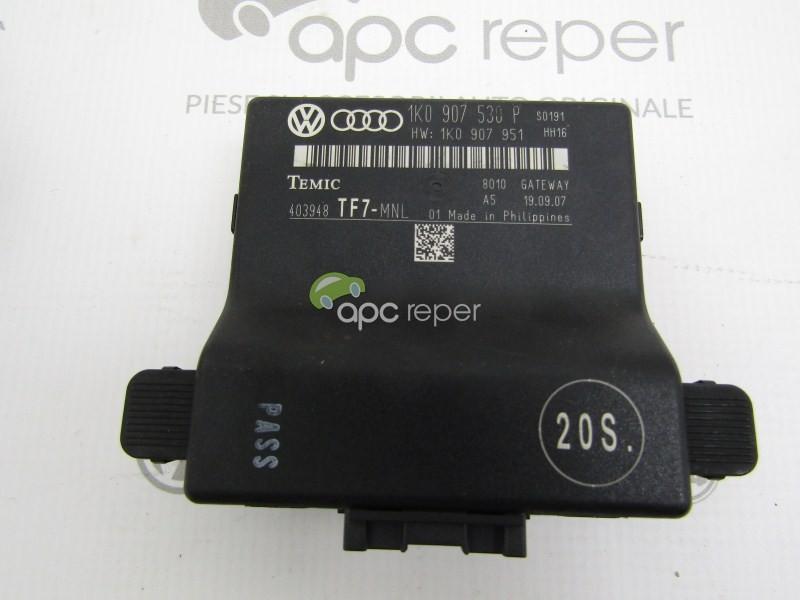 Modul CAN / Gateway Original Audi R8 / A3 8P / TT 8J / VW Eos - Cod: 1K0907530P