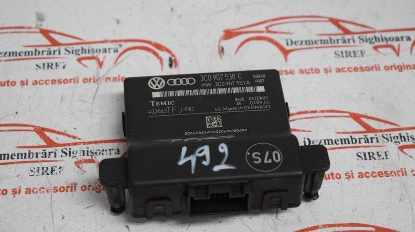 Modul CAN gateway VW Passat B6 3C0907530C 492