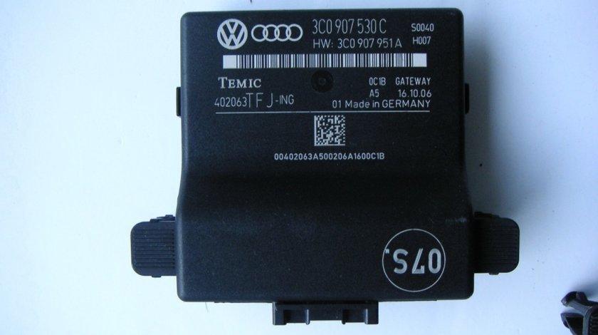 Modul Can Gateway Vw Passat B6 cod 3C0907530C