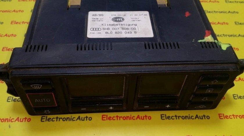 Modul clima Audi A4 8L0820043B