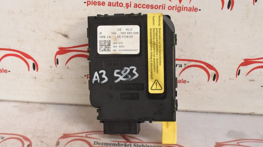 Modul coloana volan Audi A3 8P 1K0953549 583