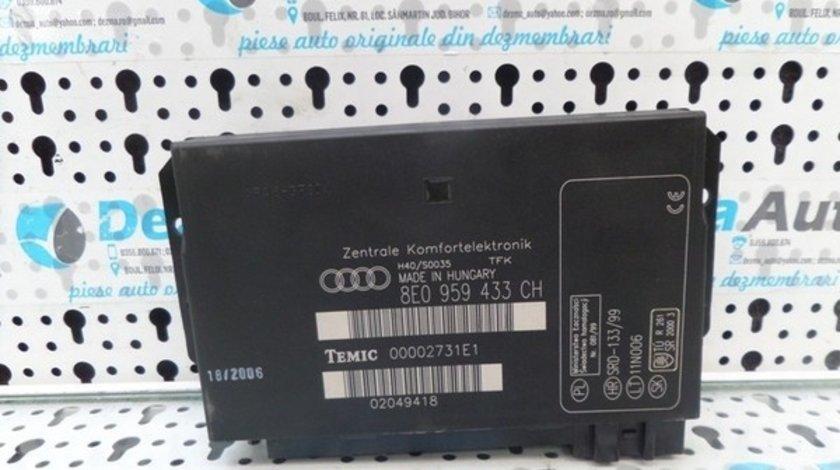 Modul confort, 8E0959433CH, Audi A4 (8EC, B7), 2.0tdi, (id.166417)