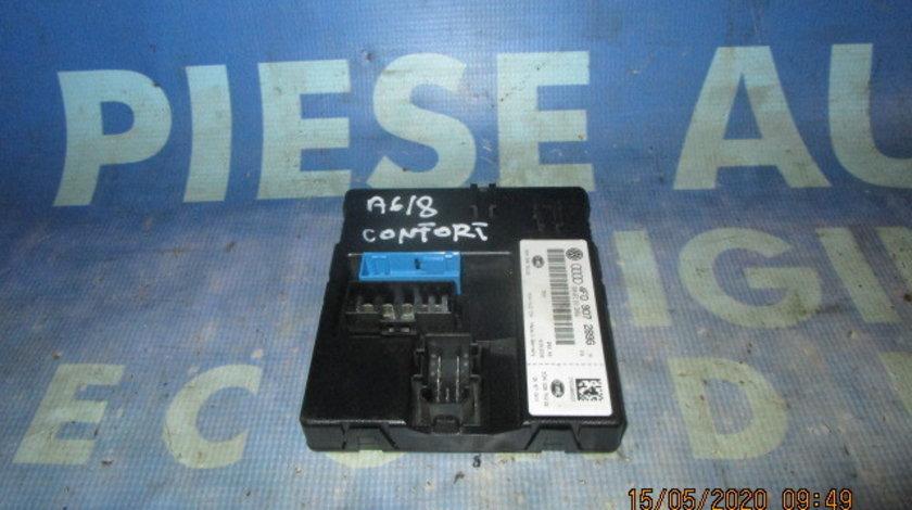 Modul confort Audi A6 C6;  4F0907289G