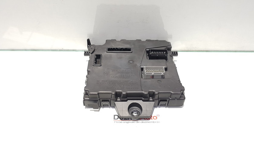 Modul confort bcm, Renault Kangoo 2, 1.5 DCI, K9K808, cod 8201077406B