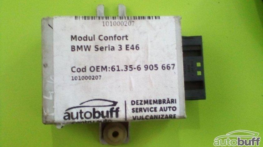 Modul Confort BMW Seria 3 (E46; 1997–2006) orice motorizare 7 794 623 7 794 623 / 61.35-6 905 667 / 61.3