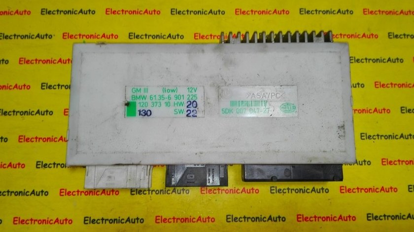 Modul confort BMW Seria 5, E39 61356901225, 12037310