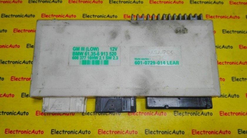 Modul confort BMW Seria 5, E39 61356913520