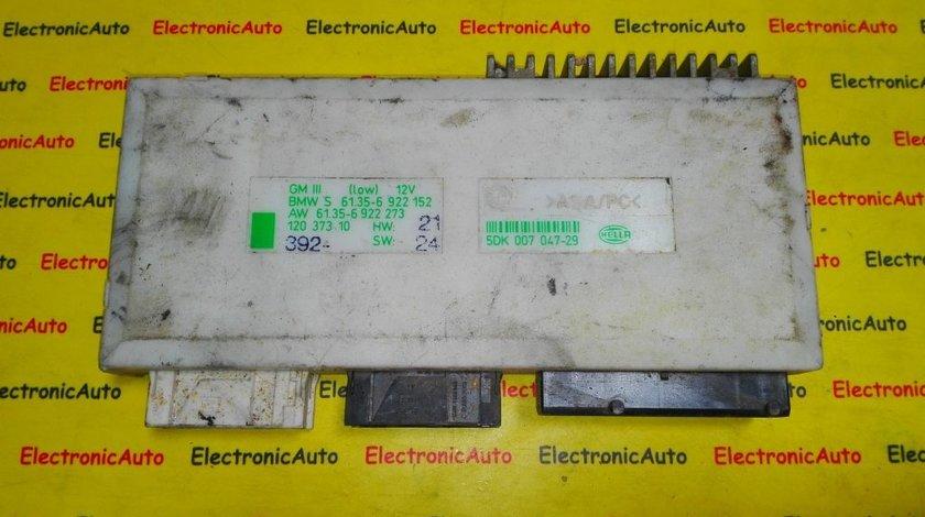 Modul confort BMW Seria 5, E39 61356922273, 61356922152