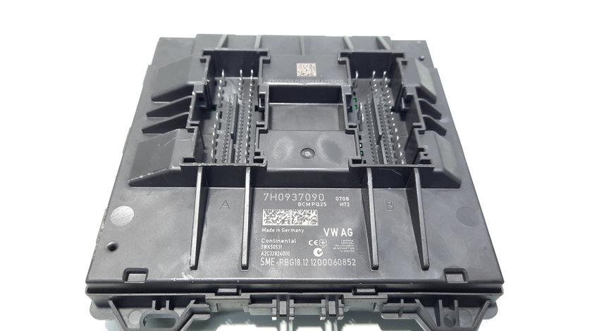 Modul confort, cod 7H0937090, Skoda Rapid (NH3) 1.6 tdi, CAYC (id:469842)