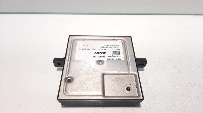 Modul confort, cod 8E0907279L, Audi A4 (8EC, B7) 2.0 tdi, BPW