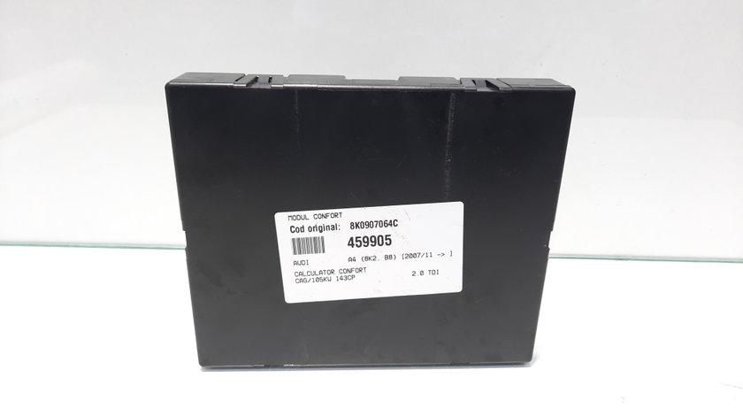 Modul confort, cod 8K0907064C, Audi A4 Avant (8K5, B8)