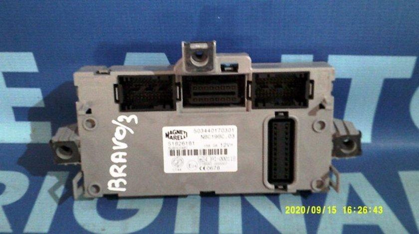 Modul confort Fiat Bravo 2008; 51826181 (EWS)