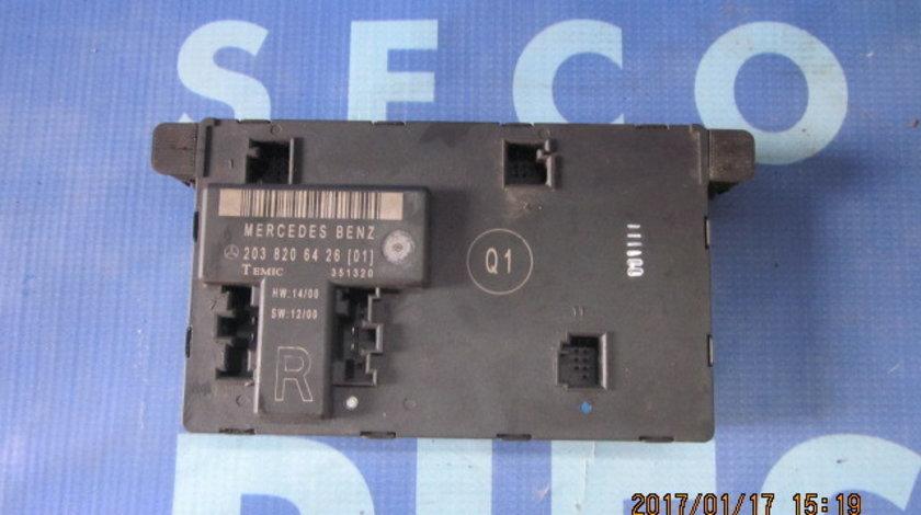 Modul confort Mercedes C180 W203 : 2038206326//2038206426