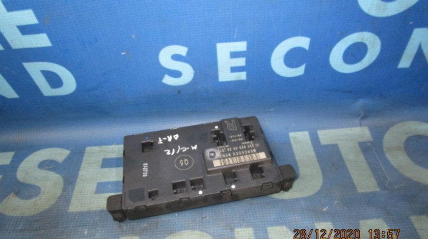 Modul confort Mercedes C220 S203;  203820552602 // 203820552601
