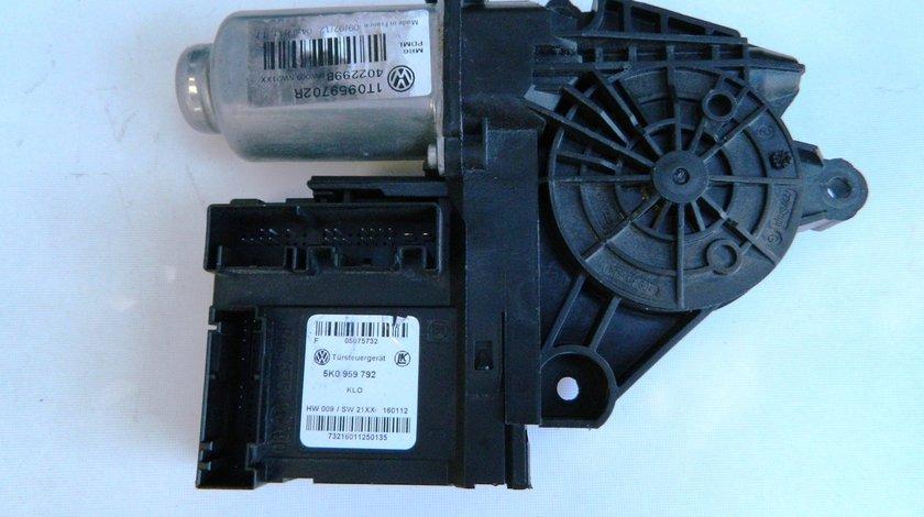 Modul confort usa dreapta fata Skoda,VW,Seat,Audi cod 5K0959792