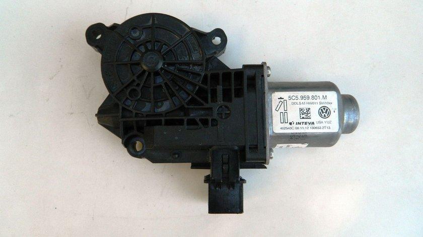 Modul confort usa stanga fata VW Beetle cod 5C5959801M