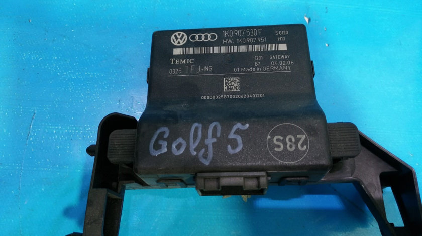 Modul confort Volkswagen Golf 5 1K0907530F