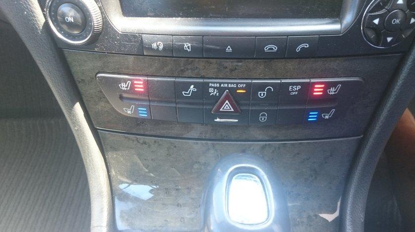 Modul Consola Avarie Scaune Incalzite Ventilate Mercedes E class w211